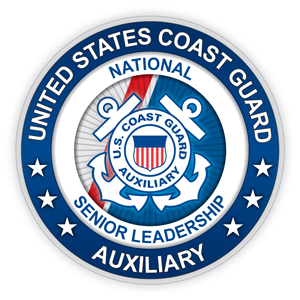 National Auxiliary Senior Leadership official Seal
